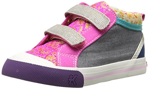 See Kai Run Mallory Sneaker (Toddler/Little Kid),Hot Pink,10 M Us Toddler front-533652