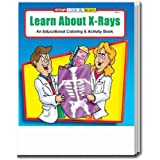 Learn About X-Rays Coloring and Activity Book Trade Show Giveaway