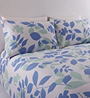 Leaf Print Bedset