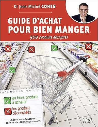 Dernier livre : Guide d'achat pour bien manger- blog de