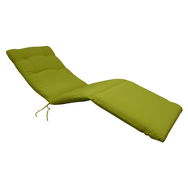 indoba® IND-70413-AUSL – Serie Relax – Auflage Gartenliege – Grün kaufen