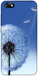 Snoogg Dandelions Designer Protective Back Case Cover For Huawei Honor 4X