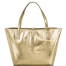 All Day Tote<br>Smooth Gold