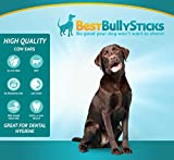100-Natural-Cow-Ear-Dog-Treats-by-Best-Bully-Sticks-15-Pack