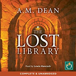 The Lost Library Audiobook