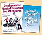 img - for Developmental Physical Education for All Children W/Journal Access-4th Edition (Mixed media product) - Common book / textbook / text book