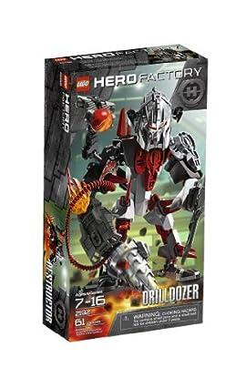 LEGO Hero Factory Drilldozer 2192 [Toy]