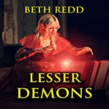 Lesser Demons (       UNABRIDGED) by Beth Redd Narrated by Brad McDowell
