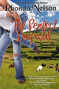 The Perfect Proposal by Rhonda Nelson ebook deal