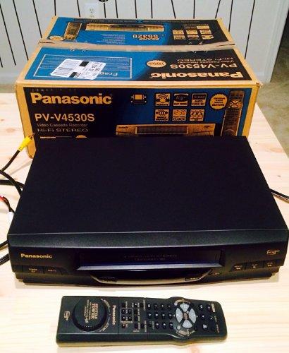 Microfiber Cloth Jb Hi Fi: Panasonic VCR PV-V4530S (^o^) Deals