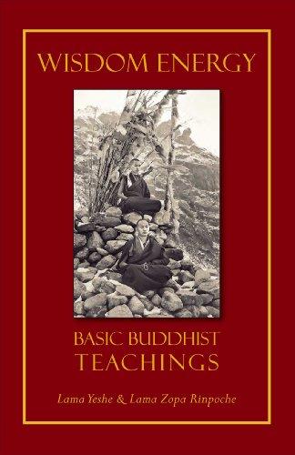 Jonathan Landaw, Lama Thubten Yeshe, Lama Thubten Zopa Rinpoche  Alexander Berzin - Wisdom Energy