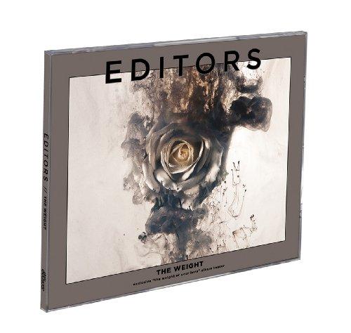 Editors - The Weight (EP) + Sonic Seducer 07/08-2013 + CD mit über 75 Minuten Spielzeit + 20 Seiten WGT-Special, Bands: Depeche Mode, Rammstein, Garbage u.v.m.