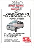 Volkswagen Transporter T4, 1,8, 2.0 and 2.5 Litre Petrol Models from 1996