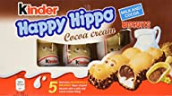 Kinder Happy Hippo – Cocoa, CASE, 10x…