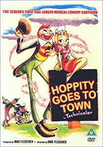 Hoppity Goes To Town [DVD] [1941]