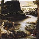 Brahms: String Quartet No. 2; String Quintet No. 2 [Hybrid SACD]