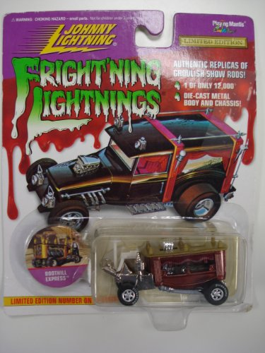 Johnny Lighning Fright'ning Lightnings Boothill Express 1997 Playing Mantis