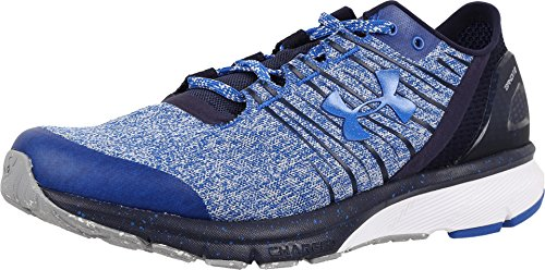 Under Armour Men's UA Charged Bandit 2 Ultra Blue/Midnight Navy/Ultra Blue Sneaker 7 E - Wide
