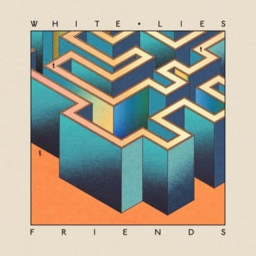 White Lies - Friends (Includes Download Card)
