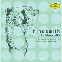 Paul Hindemith: Konzertmusik f�r Klavier, Blechbl�ser und Harfen - 2. Lebhaft
