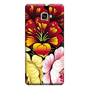 CaseLite Premium Printed Mobile Back Case Cover With Full protection For Samsung A3 2016 A310 (Designer Case)