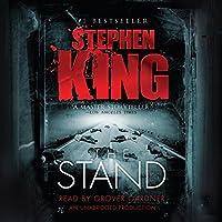 The Stand Hörbuch von Stephen King Gesprochen von: Grover Gardner
