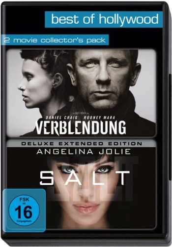 Best of Hollywood - 2 Movie Collector's Pack: Verblendung / Salt [2 DVDs]