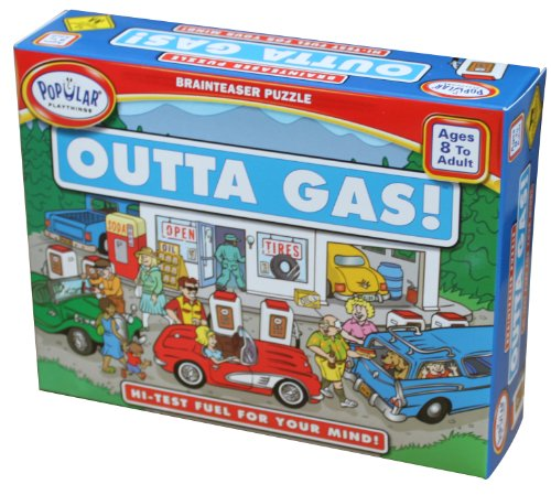 Cheap Popular Playthings Popular Playthings Outta Gas (B001V75BY6)