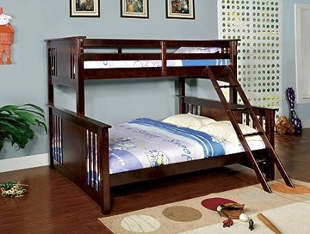 Bunk Bed Twin over Queen