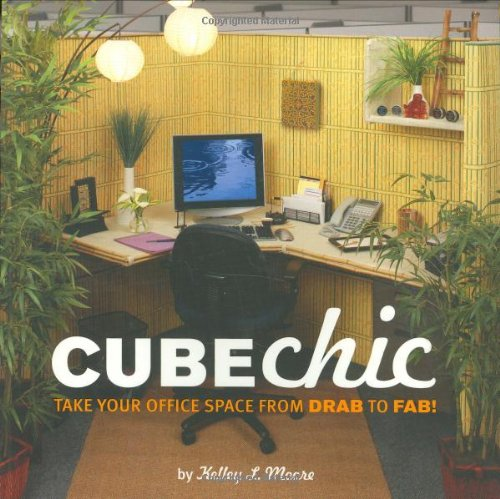 Cubicle, Homesweet Cubicle–Time for a Cubicle Makeover