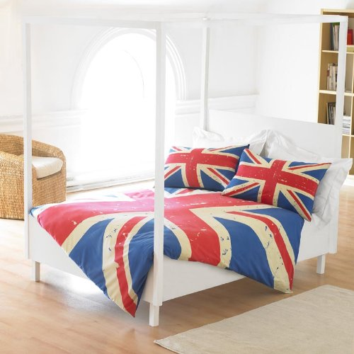 Union Jack Double Duvet set