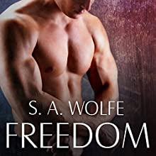 Freedom: Fearsome, Book 2 (       UNABRIDGED) by S. A. Wolfe Narrated by Shirl Rae, Nelson Hobbs