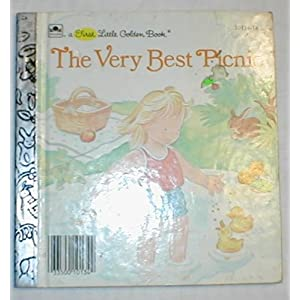 The very best picnic (A First Little Golden Book)