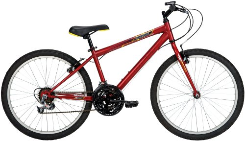 Huffy 24-Inch Men's ATB Granite Bike (Red)