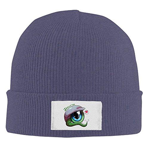 Unisex Jacksepticeye Sam Best Friends Winter Warm Knit Beanie Skully Cap Navy (Corky Devil compare prices)