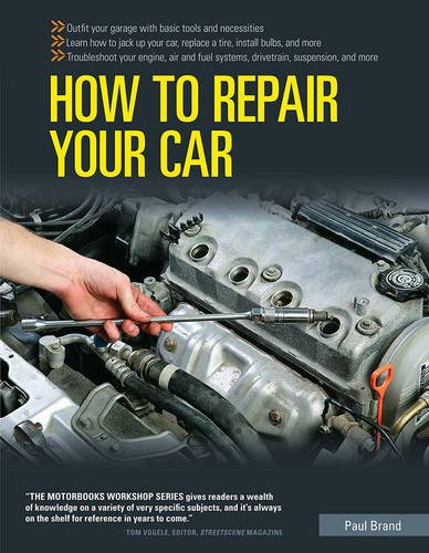 How to Repair Your Car (Motorbooks Workshop) (Car Brands compare prices)