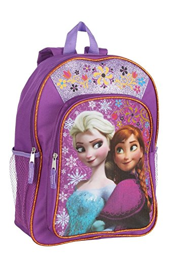 Learn More About Disney Frozen Backpack Elsa & Anna Sisters Love