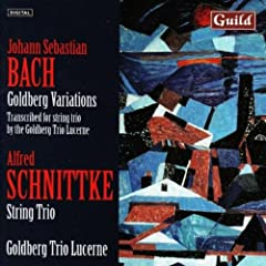 Goldberg Variations with the Goldberg Trio Lucerne