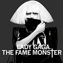 Lady Gaga The Fame Monster lyrics