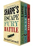 Sharpe 3-Book Collection 4: Sharpe's Escape, Sharpe's Fury, Sharpe's Battle (Sharpe Series)