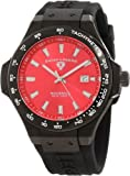 Swiss Legend Men's 40052-BB-05 Maverick Red Dial Watch