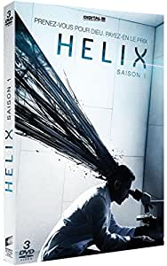 Helix - Saison 1 [DVD + Copie digitale]