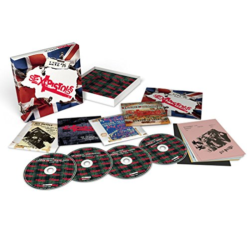 Live '76 (Limited Edition, 4CD)