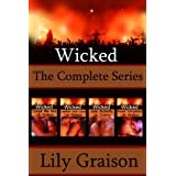 rock band Wicked The Complete Series The Wicked Series Kindle Edition rock band
