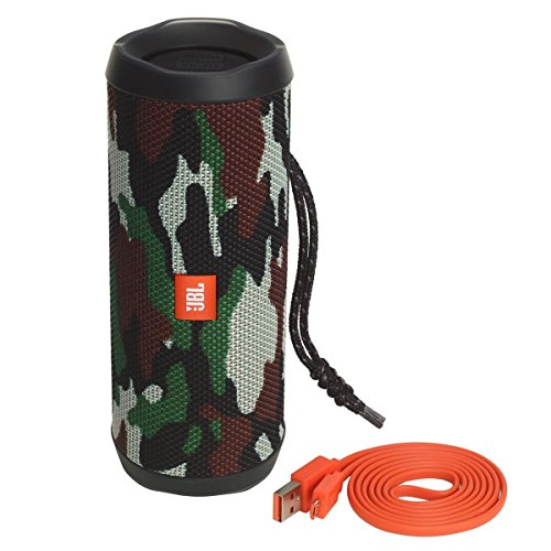 JBL플립4 - JBL Flip4 Portable speaker with Bluetooth, built-in battery, microphone and waterproof