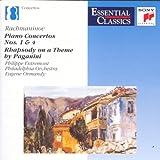 Rachmaninov: Piano Concertos 1 & 4, Rhapsody on a Theme