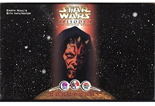 star-wars-episode-1-darth-maul-sith-infiltrator-pizza-hut-toy-by-star-wars