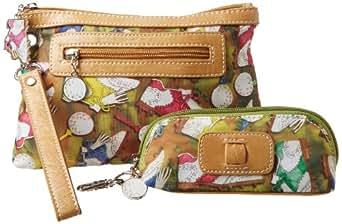 Sydney Love Golf Cosmetic Bag/Ball Holder,Multi,one-size