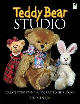 Teddy bear studio create your own handcrafted heirlooms for Make your own teddy bear template