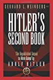 Image of Hitler's Second Book: The Unpublished Sequel to Mein Kampf